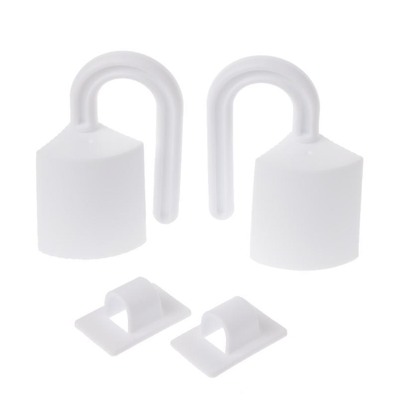 2 Pcs/pack Baby Safety Finger Pinch Guard Door Stopper Baby Safety Gate Stopper  #0326#