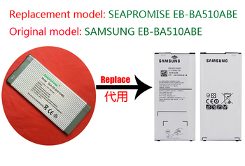Wholesale 25PCS/LOT battery EB-BA510ABE for Galaxy A5 2016 Duos,SM-A5100,SM-A510F,SM-A510F/DS,SM-A510K,SM-A510L,SM-A510S фото