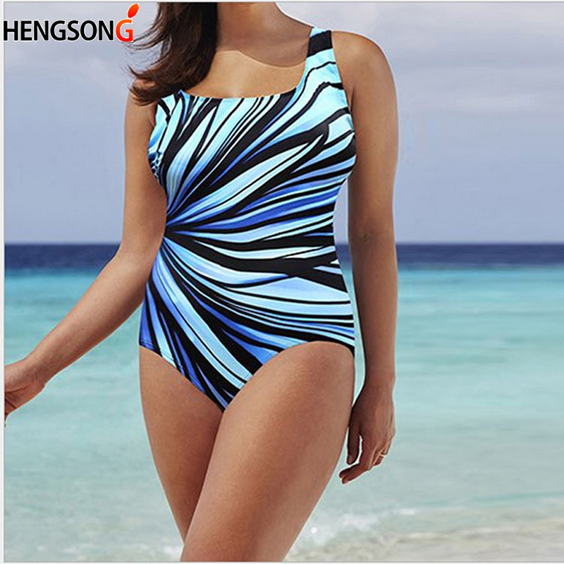 Plus Size 5XL Sexy Beachwear Swimsuit Women One Pieces Backless Ladies Bathing Suit Swimwear Push Up One Piece Female YC843253 women plus size tankini set navy blue floral bathing suit sexy triangle bottom bikini push up swimwear female tankini swimsuit
