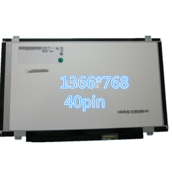 14''slim LCD Matrix LTN140AT20 LTN140AT11 LTN140AT28 LTN140AT08 B140XTN02.3 LP140WH2 N140B6-L06 M140NWR1 B140XW02 V.1 B140XW03