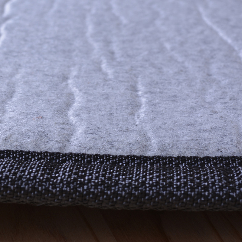 Japanese Floor Bamboo Carpet Pad Large Size 180/230cm Mattress Mat Portable Tatami Rug Design Fiber Oriental Carpet Black