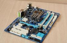 Free shipping for Gigabyte P43 motherboard GA-EP43T-UD3L Super Deluxe board supports DDR3 P43