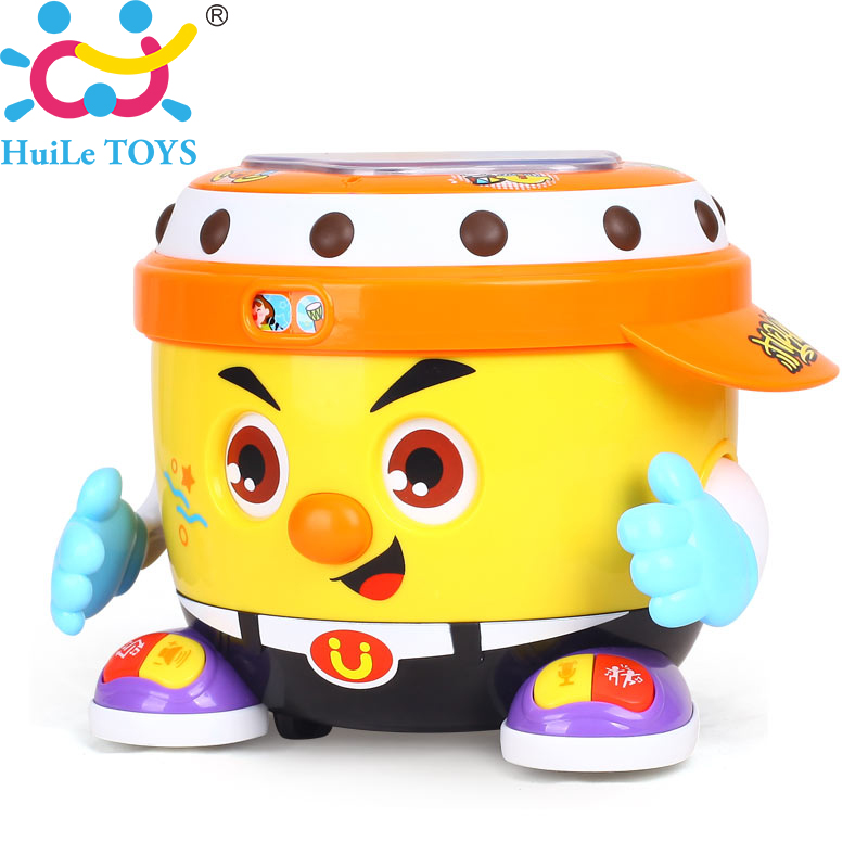 Multifunctional Musical Toys Electronic Robot Toy with Music & Lights Recording Function Learning Educational Toys for Baby 18M+ kids toys space robot bump and go action music lights and tons fun early learning walking robot music light gift 12m baby toys