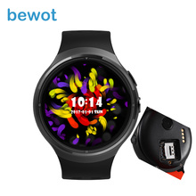 2017 Smart Watch 1.39″ OLED Display (400 * 400) Android 5.1 RAM 1GB ROM 16GB 2.0M Camera with Heart Rate Minotor iOS & Android