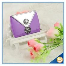 Swarovski Double Sides Popular Gifts ABS Plastic Pocket Mirror