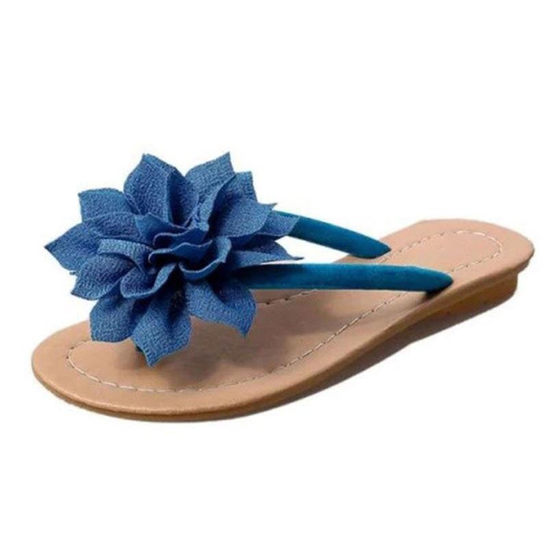 971beef925988d Coolcept flower brand quality leisure women sandals slippers summer shoes  beach flip flops women footwear size 36-40 WB0167