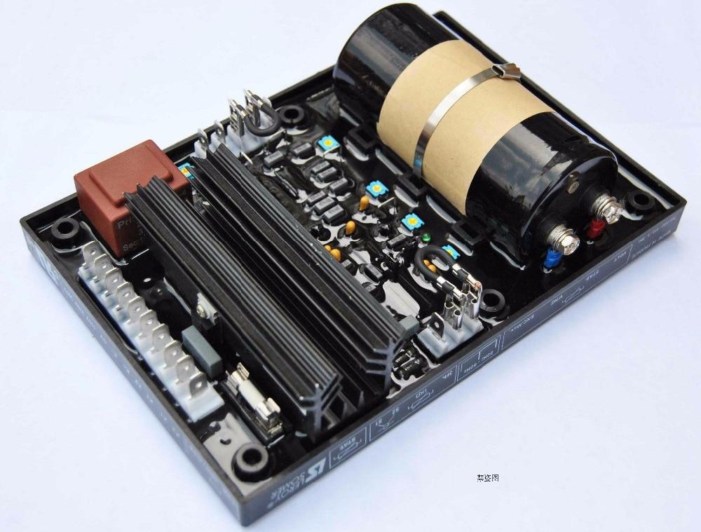Automatic Voltage Regulator AVR R448 for Generator цена