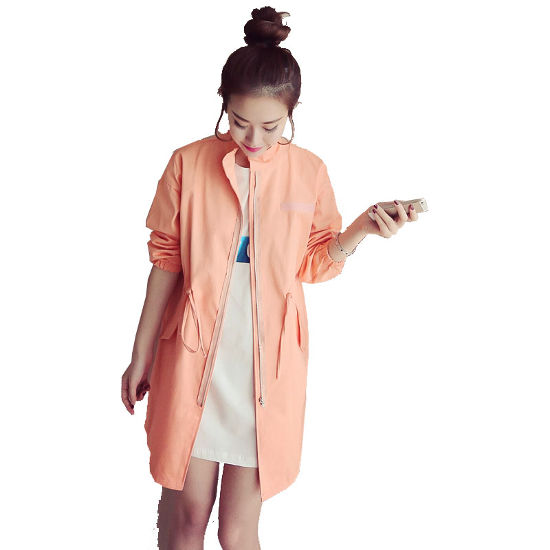 Popular Long Pink Jacket-Buy Cheap Long Pink Jacket lots from ...
