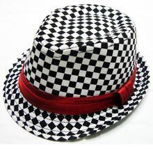 Цельный плед для мальчиков fedora Шляпа детская шапочка топ шляпа