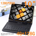 10 pulgadas 3G 4G LTE tablet pc Octa core 1280*800 5.0MP 4 GB 128 GB Android 5.1 Bluetooth GPS de la tableta 10 con teclado