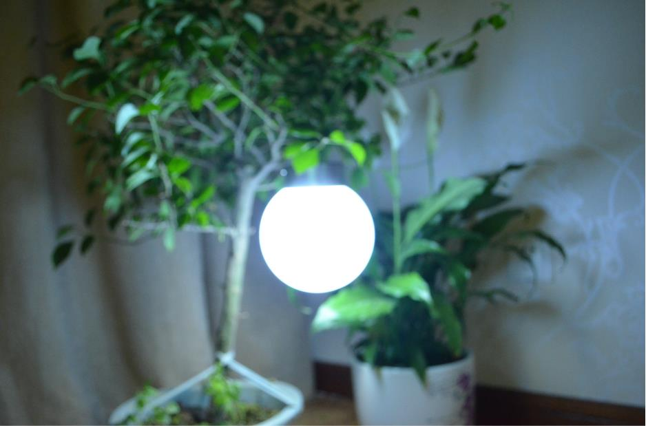 outdoor super quality bright solar ball hanging camping - Outdoor Solar Lanterns