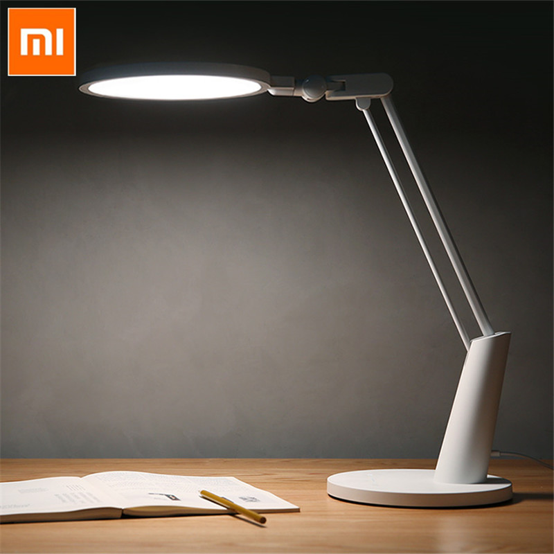 Xiaomi Yeelight YLTD04YL Pro Smart LED Eye-Care Smart Touch Control Table Lamp stylish star and stripe pattern patchwork 5cm width tie for men