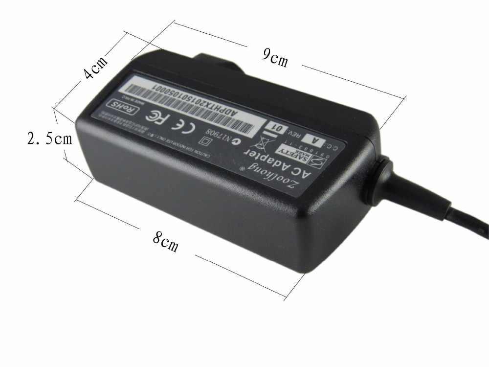 33W Laptop Ac Cargador/adaptador de corriente para Asus Vivobook S200 S200E S220 X200T X201E X202E F201E Q200E Us/Eu/19V 1.75A