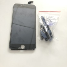 AAA LCD Display Screen + Touch Screen Für iPhone 6 6 Plus lcd display mit touch digitizer montage Mit Freies geschenke