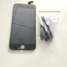 AAA LCD תצוגת מסך + מסך מגע עבור iPhone 6 6 בתוספת תצוגת lcd עם מגע digitizer עצרת עם משלוח מתנות