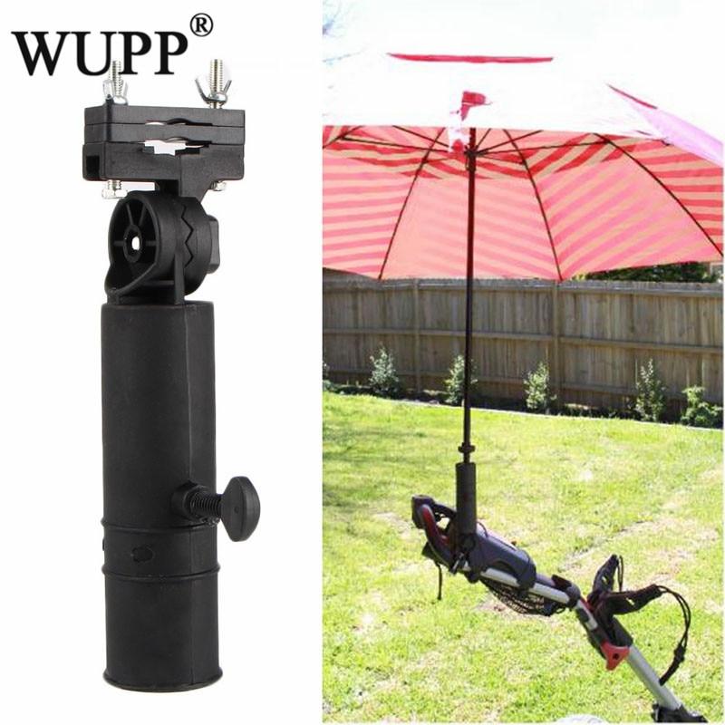 Umbrella Stand Golf: Durable Golf Club Umbrella Holder Stand For Bike Buggy