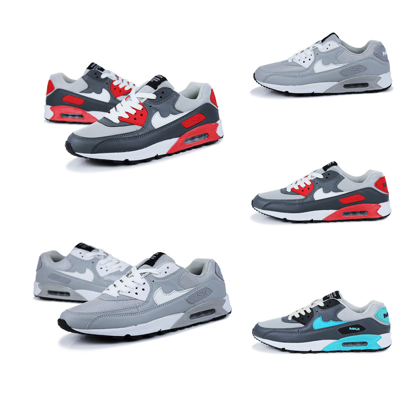 2015 new max fashion men's leisure sports shoes 90 87 outdoor male best running sneakers man men - Cheap and women's store