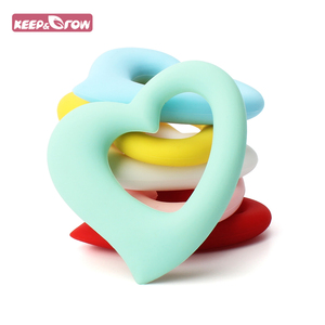 Keep&Grow 1Pc Heart Shaped Sil
