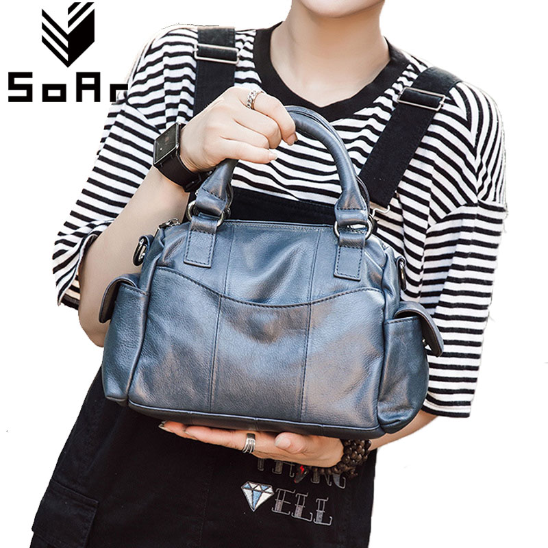 SoAr Designer Handbags Women Messenger Bags Genuine Leather Ladies Tote Shoulder Bag Crossbody Flap Fashion Brands Hot Selling soar cowhide genuine leather bag designer handbags high quality women shoulder bags famous brands big size tote casual luxury