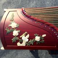 Mahogany Jade Carving Rosewood Professional Guzheng