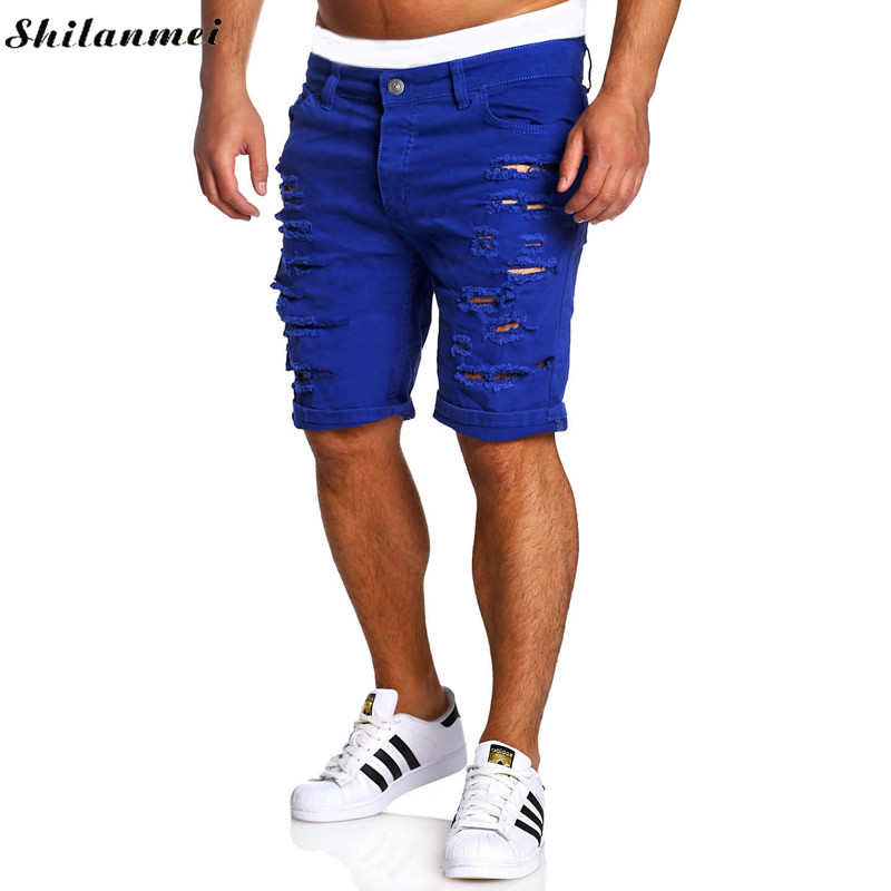 Popular Men Capris Jeans-Buy Cheap Men Capris Jeans lots from ...