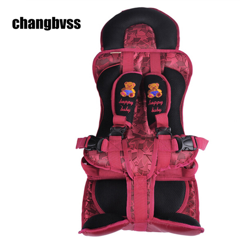 Car Protection Kids,0-12 Years Old Lovely Baby Car Seat,Portable and Comfortable Infant Baby Safety Seat,Practical Baby Cushion