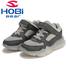 Kids Sports Shoes Boys Girls Sneakers Running Non Slip Tennis Trainers Fashion Boots Winter Big Hobibear AW3631
