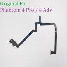100% Originale Phantom 4 Pro/4 Anticipo Giunto Cardanico Cavo PTZ Cavo Flessibile Piatto Per DJI Drone Parti di Riparazione