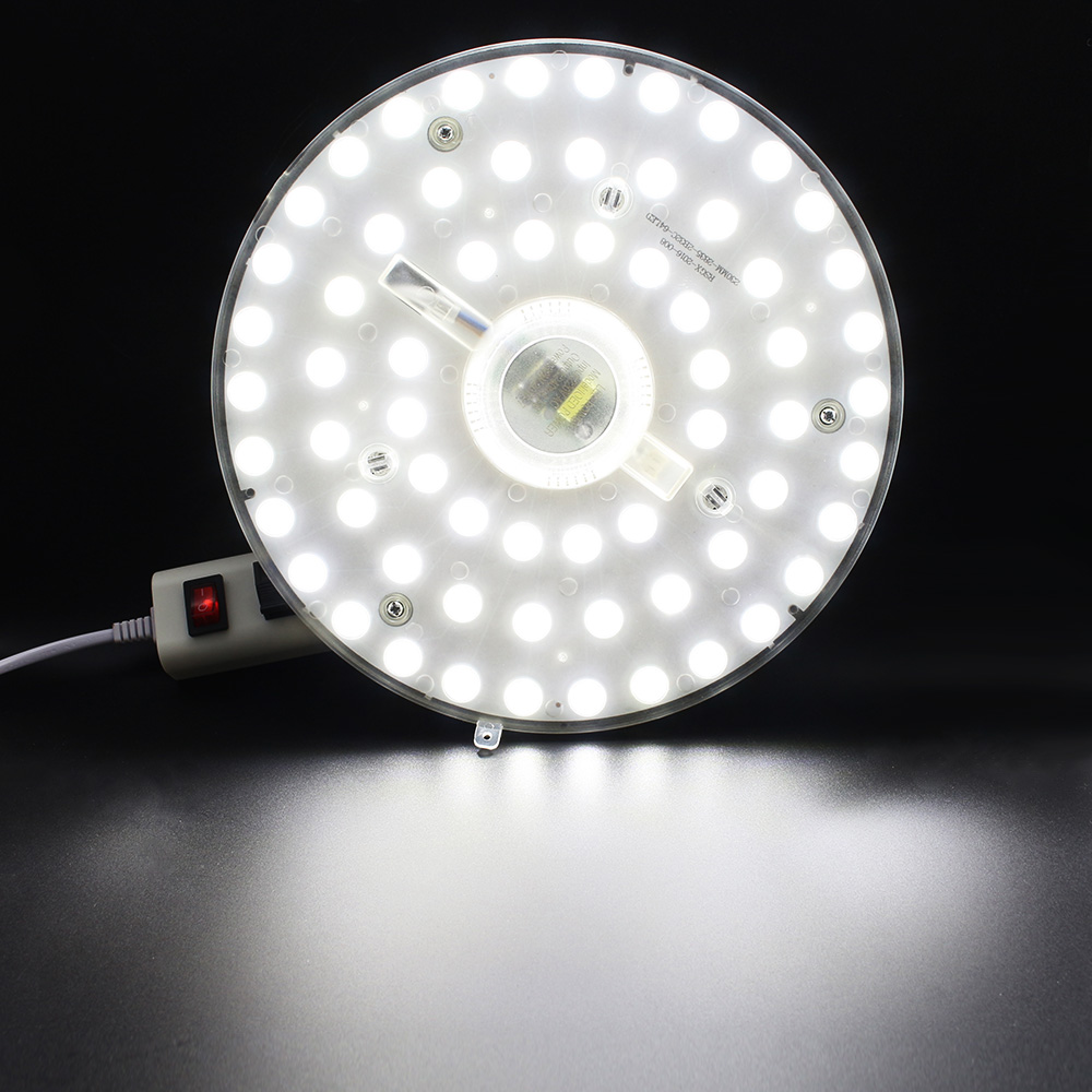 12W 18W 24W 32W LED lamp ceiling light SMD2835 AC220V indoor lighting led lamp easy installation ceiling lights for living room in LED Bulbs Tubes from Lights Lighting