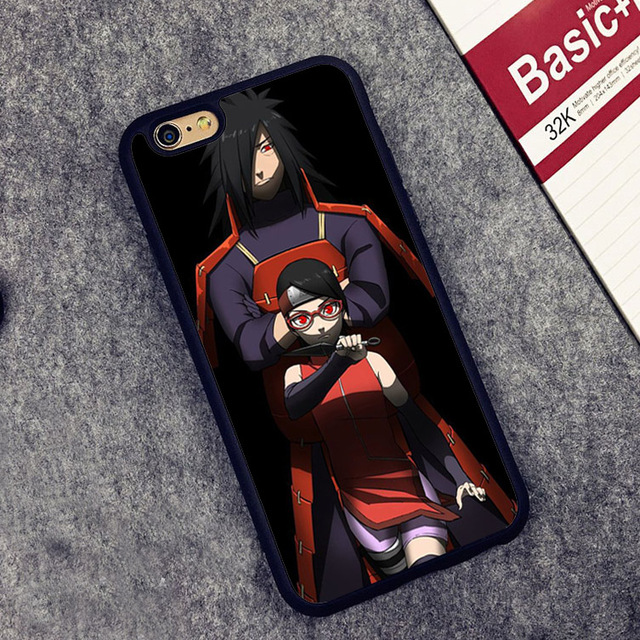 Madara Uchiha & Sadara Uchiha iPhone Case