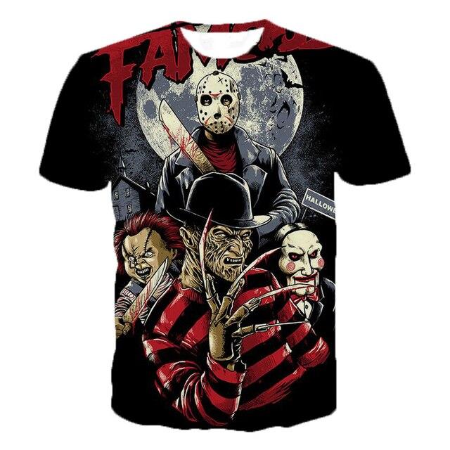 Freddy Jason Murderers...