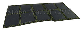 Ggx Energy DIY Портативная Складная 100 Вт/18 в монокристаллическая солнечная панель зарядная сумка для ноутбука/12 В батарея завод
