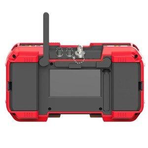 Image 5 - Professionelle HD Kombinieren Tester DT A86 7 Zoll H.265 4 K IP kamera tester 8MP TVI CVI 5MP AHD CVBS CCTV tester Monitor Multimeter