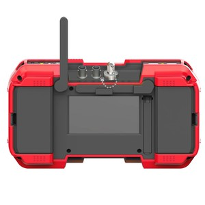 Image 5 - Profesyonel HD Birleştirmek Test Cihazı DT A86 7 Inç H.265 4 K IP kamera test cihazı 8MP TVI CVI 5MP AHD CVBS CCTV Test Cihazı monitör Multimetre
