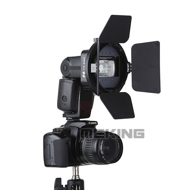Flash Speedlite K9/K-9 Softbox Diffuser Reflector for Speedlight Photo Studio Accessories