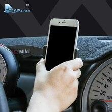 Airspeed Union Jack Bracket Car Mobile Phone Holder Auto Ste