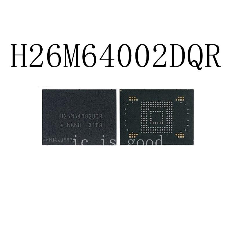 Шрифт EMMC32G H26M64002DQR H26M64003DQR 169 ball 32G с памятью шрифта