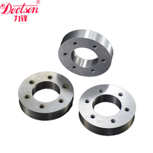 Hot Rolled Steel Sheets Cutting Knives and Coil Circular Shear Blade Circular blade cutter cold roll slitting shear blade
