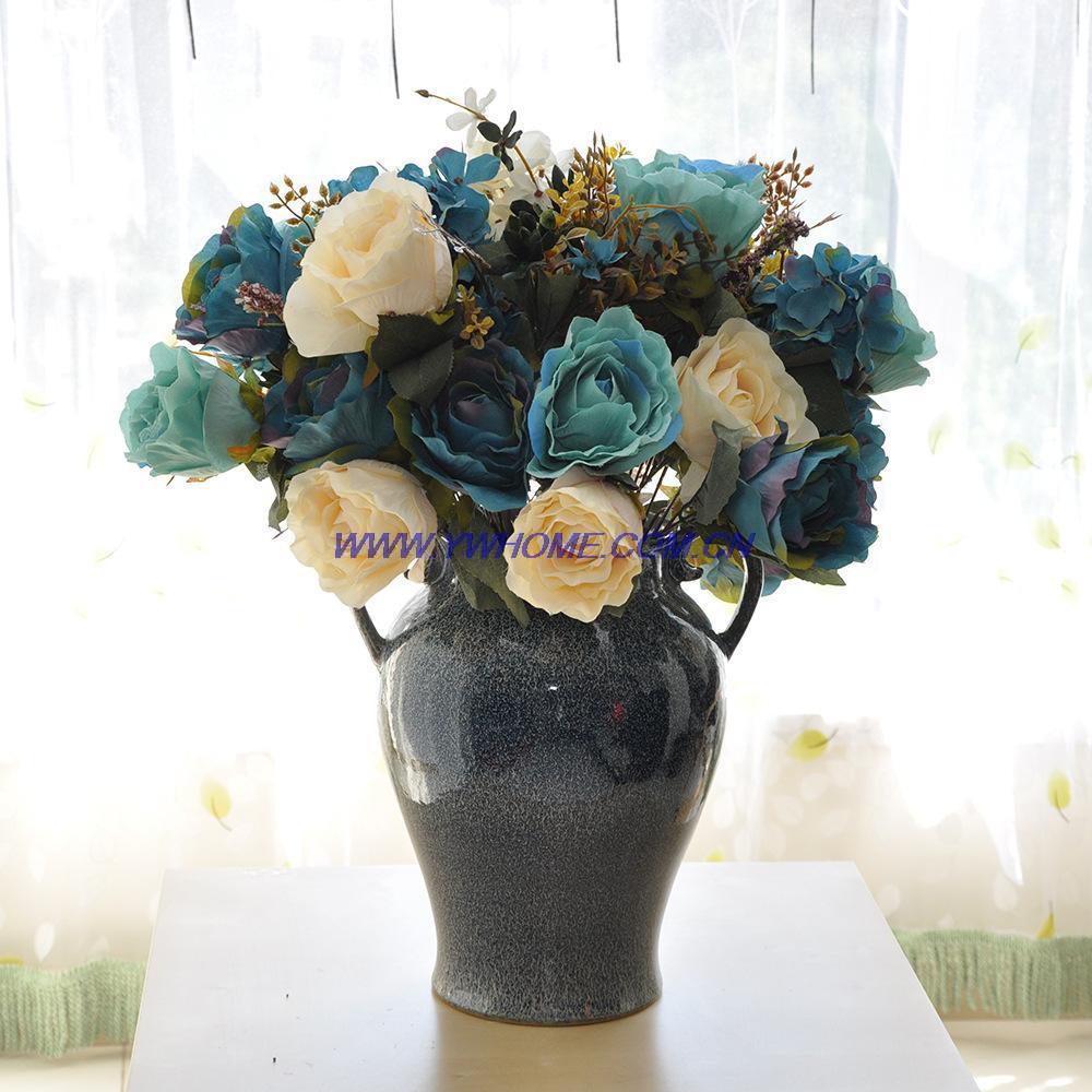 Freeshipping Lule artificiale të reja të mbaruara të larta - Furnizimet e partisë