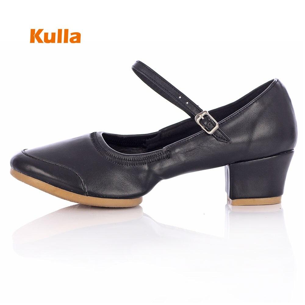 Νέα γυναικεία παπούτσια χορού - Πάνινα παπούτσια - Φωτογραφία 6