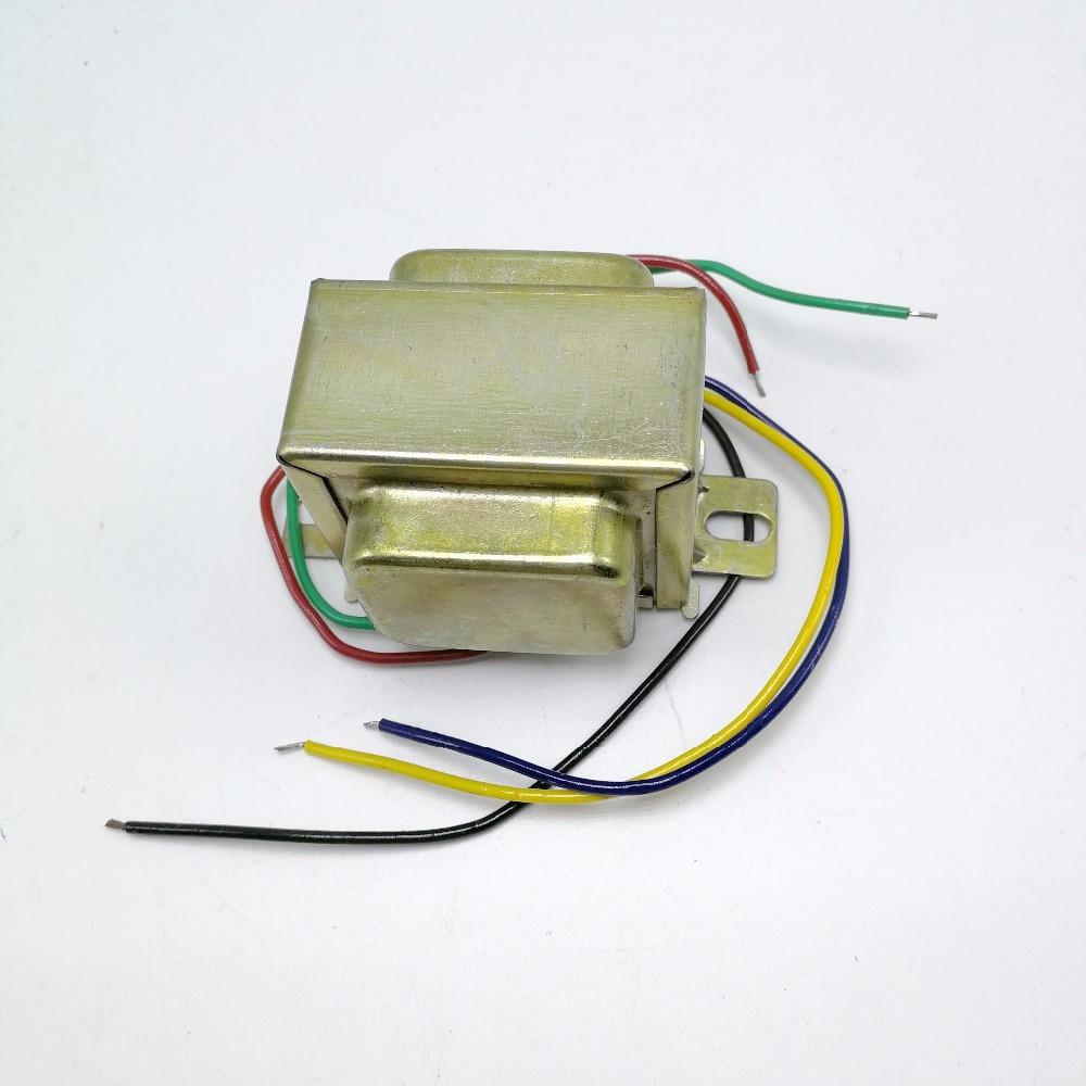 transformador do amplificador 5 k single ended gado de saida 3 w para 6p1 6p14 e