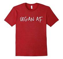 """""""VEGAN AF"""" Men's T-Shirt"""