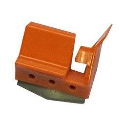 Elektryczny pomarańczowy sokowirówka części zamienne/zamienne części maszyn pomarańczowy sokowirówka części ostrze Compage pomarańczowy sokowirówka nóż w Części do sokowników od AGD na