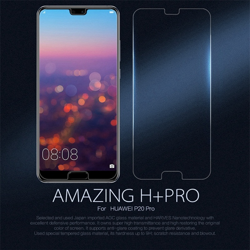 Nillkin Amazing H+Pro 0.2mm Ultra Thin Tempered Glass for Huawei P20 Pro Screen Protector for Huawei P20 Pro Dual Sim Glass Film