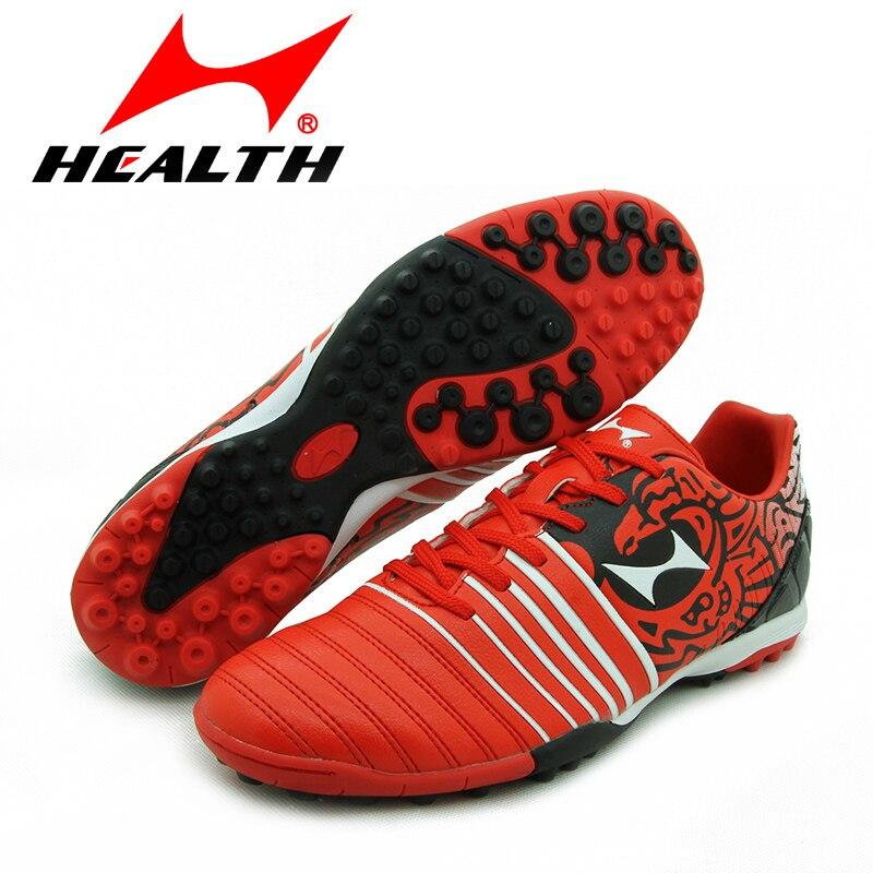Salute scarpe DA CALCIO di marca calcio turf scarpe calcio