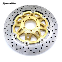 2 pieces motorcycle Front Brake Discs Rotor For HONDA CB400 1994 1995 1996 1997 1998