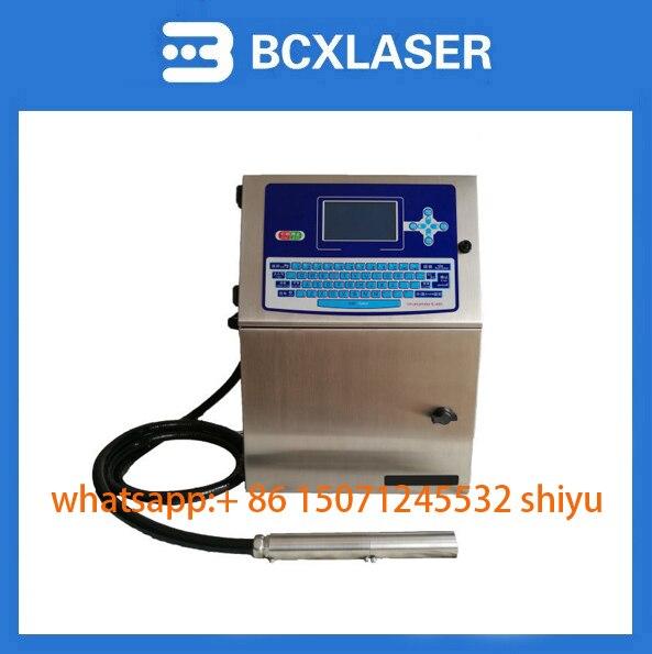 Inkjet printer manufacturers Ni-MH battery inkjet printer QR code inkjet printer factory supply