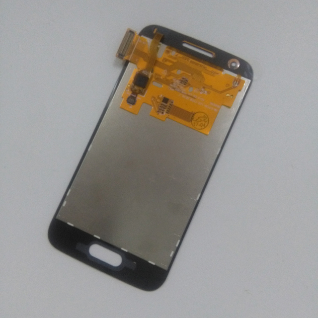 For Samsung Galaxy Ace 4 Duos G313H Black White Touch Screen Digitizer Panel Glass