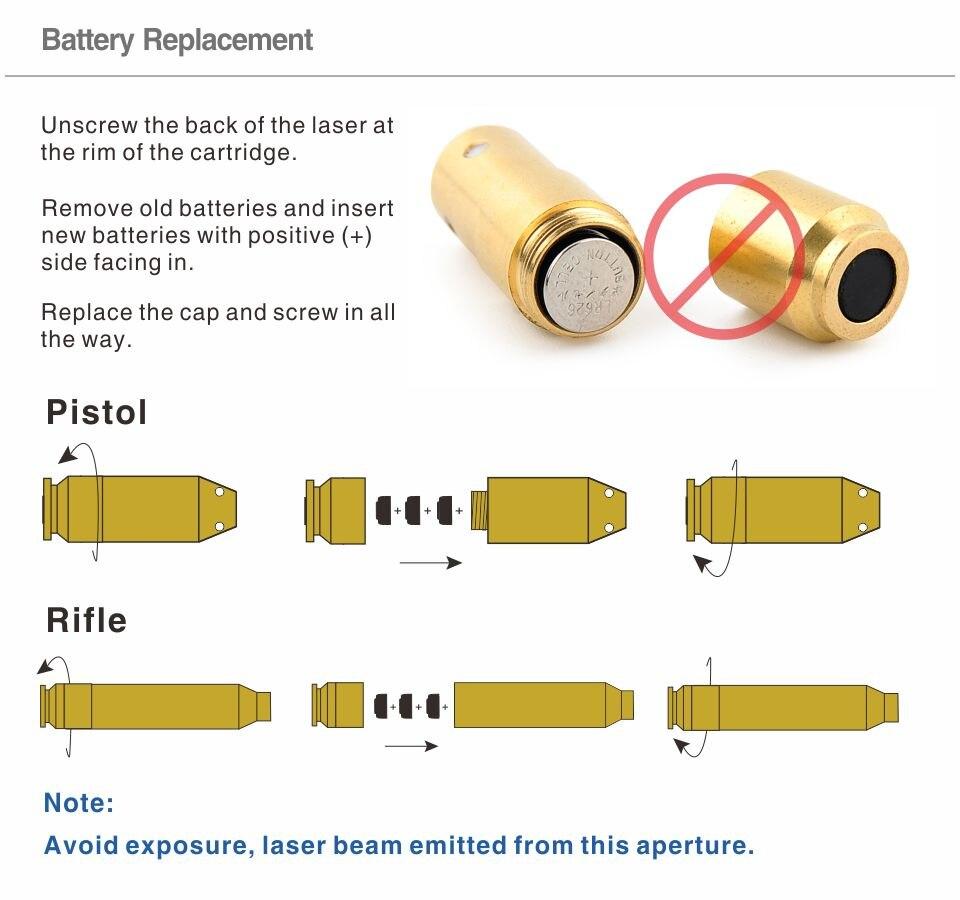 2nd Laser Bullet LTB380