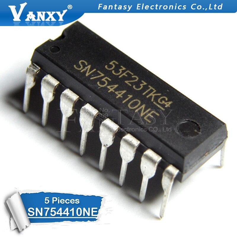 5Pcs SN754410NE DIP-16 SN754410 DIP 754410NE DIP16